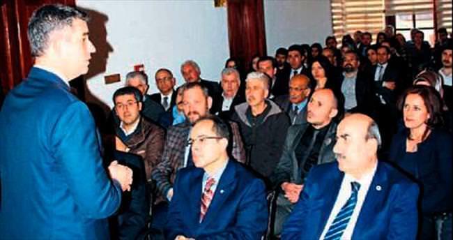 Metin Feyzioğlu'dan tartışılacak öneri