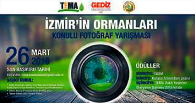 Orman fotoğrafları yarışması yapılacak