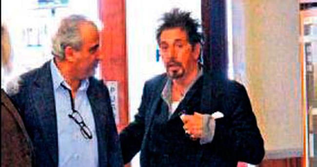 Serseri tipli Al Pacino