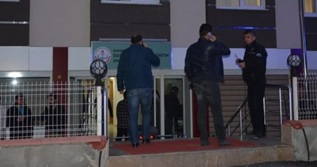 Karabük'te öğrenci yurdunda cinayet