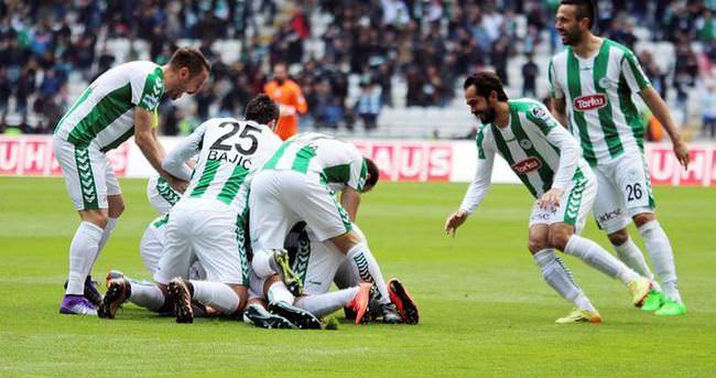 Torku Konyaspor'dan tarihi rekor