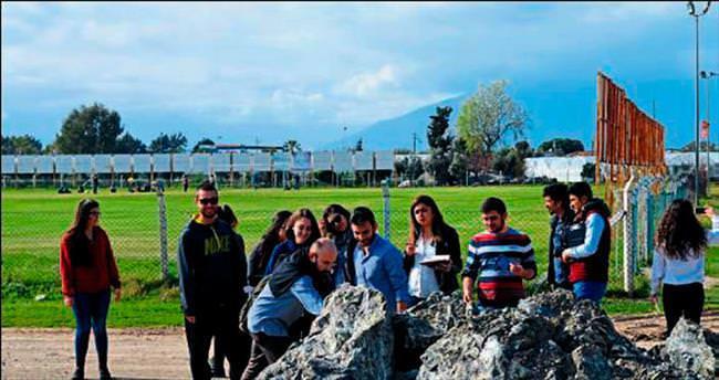 Mimar adayları park projesi yapacak