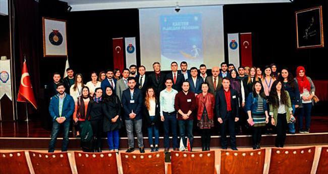 KSÜ'de Kariyer Planlama paneli