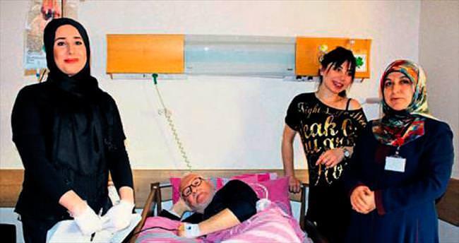 AMATEM hastalarına manevi destek programı