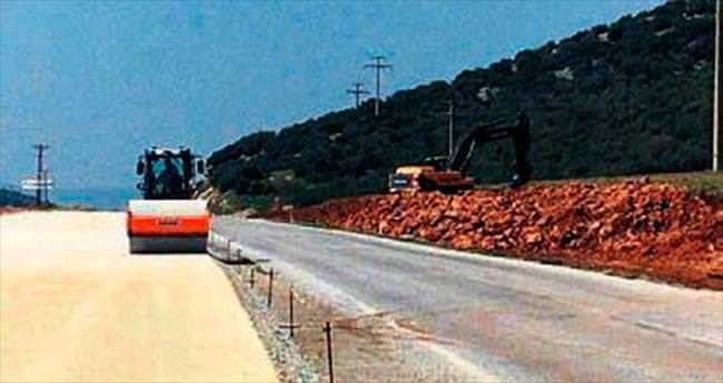İzmir-Aydın yolu yeni çehre kazandı