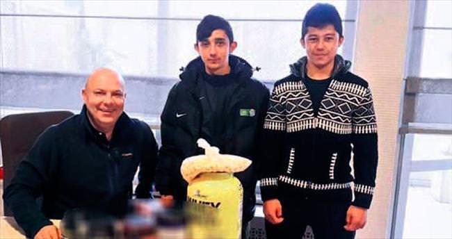 Pursaklar halterde Ankara şampiyonu