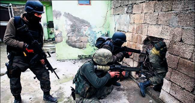 22 terörist öldürüldü