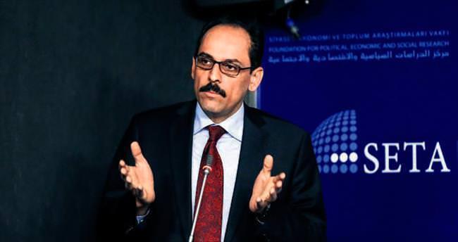 'Terör örgütleri Türkiye düşmanlığında birleşti'