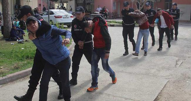 Adana'da PKK operasyonu: 19 tutuklama