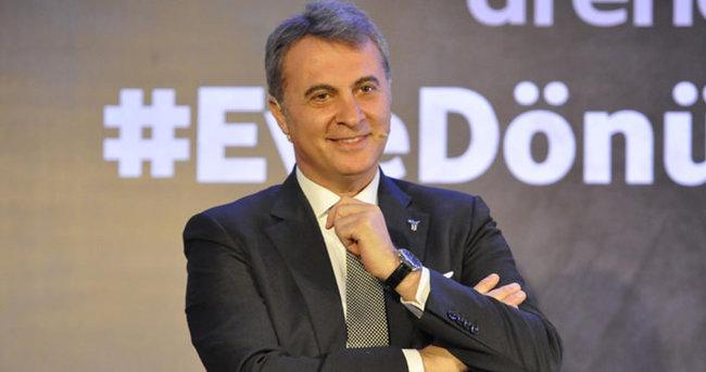 Vodafone Arena'da Barcelona ve Bayern ile açılış