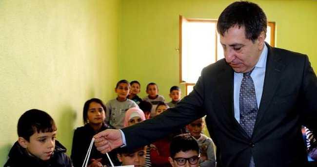 Suriyeli çocuklar okullarına kavuştu