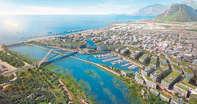 Dünyann gözü Antalya'da olacak