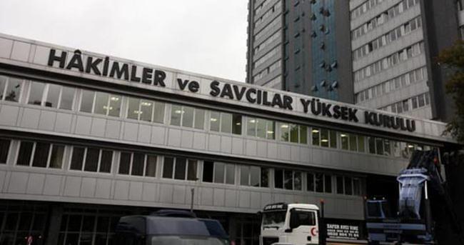 HSYK Başkanvekili Mehmet Yılmaz oldu