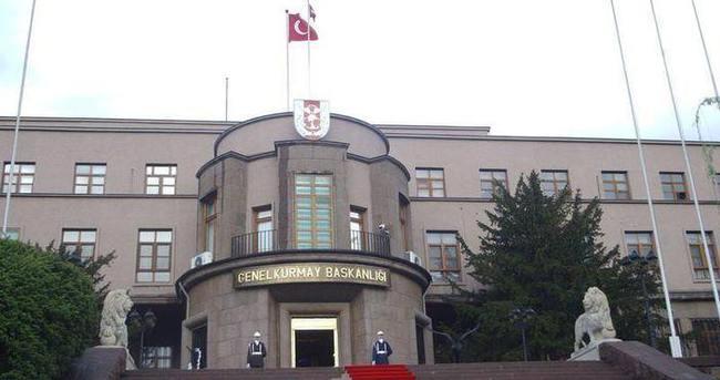 TSK'dan açıklama: 26 terörist öldürüldü