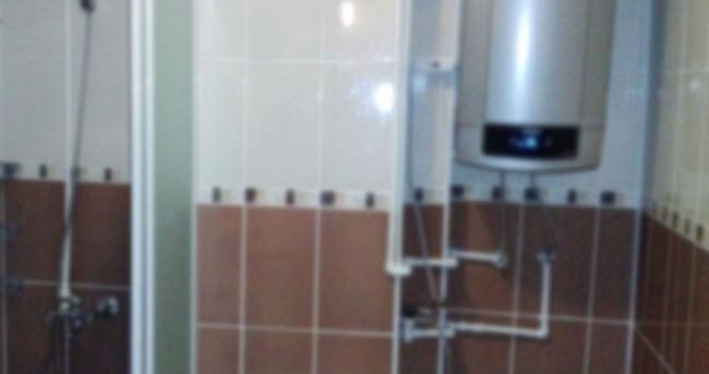 13 yaşındaki çocuk banyoda yaşamını yitirdi