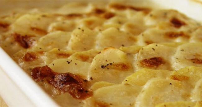 Sütlü Patates Nasıl Yapılır?