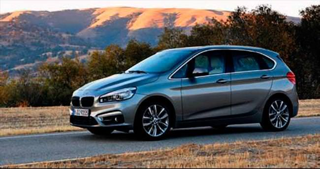 BMW'de kur sabit