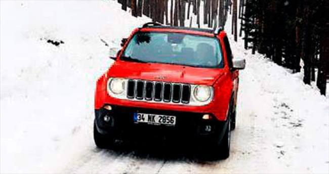 Jeep'ten sunroof ve navigasyon hediye