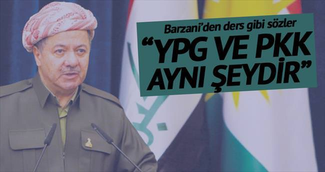 PKK neyse YPG odur