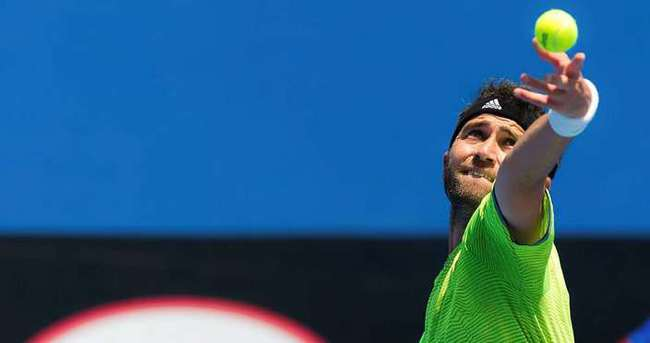 Marsel İlhan, ATP Challenger'da çeyrek finalde