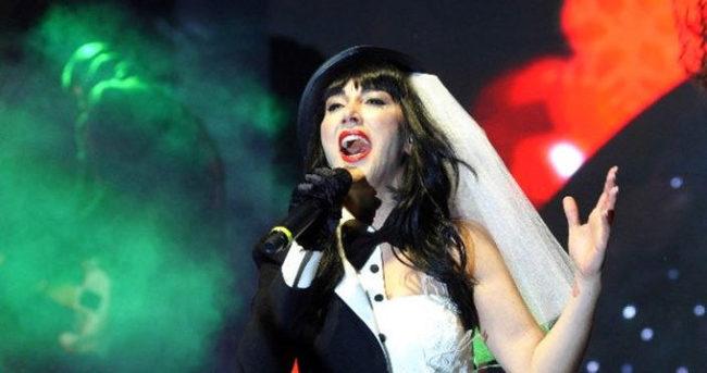 Hande Yener konserini iptal etti