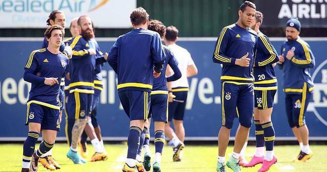 Fenerbahçe Osmanlıspor maçına hazırlanıyor
