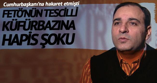 Bülent Keneş'e 2 yıl hapis cezası verildi