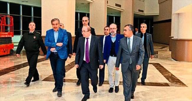 Öztürk EXPO'ya geçer not verdi