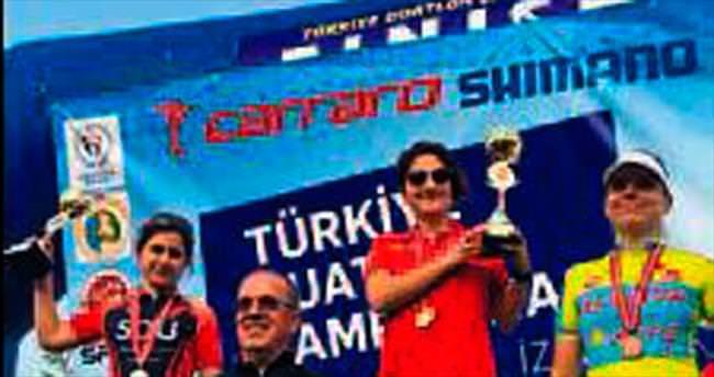 İrem Aslan, Türkiye ikincisi