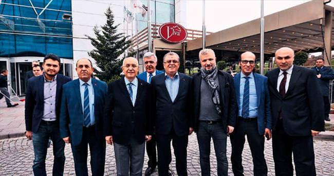 Başkan Yaşar'dan 'korkmayın' çağrısı