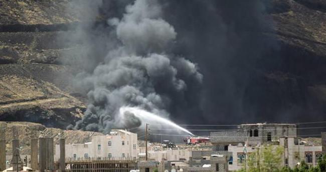 Yemen'deki El Kaide kampı vuruldu