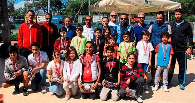 ATDSK sporcuları 16 madalyayla dÖndü