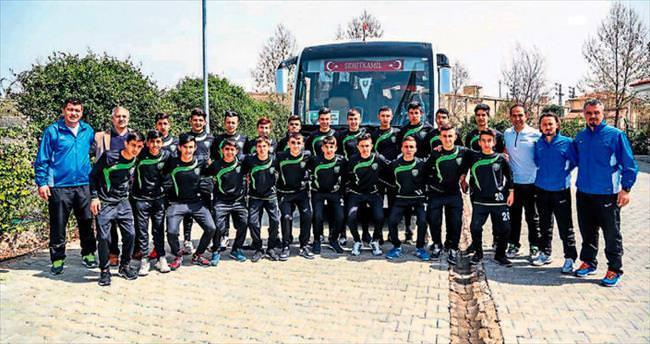 U15 Türkiye Şampiyonası'nda