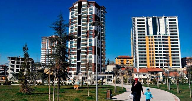 Altındağ'a bir yılda 602 inşaat ruhsatı