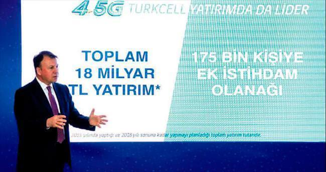 Turkcell 175 bin kişiye ek istihdam sağlayacak