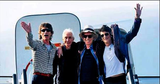 Küba'da Rolling Stones konseri