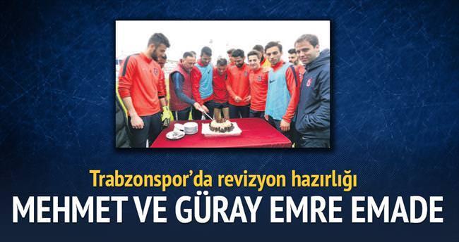 Mehmet&Güray Emre Amade