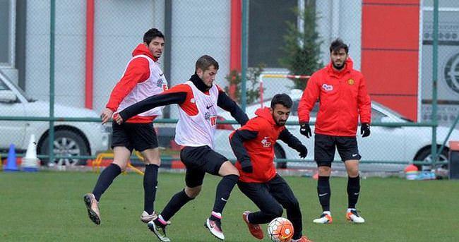 Eskişehirspor'da Galatasaray maçı hazırlıkları