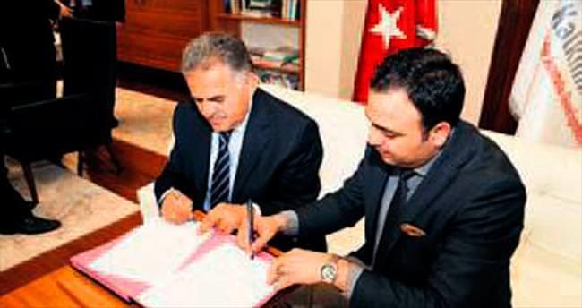 Melikgazi, ORAN'la protokol imzalandı