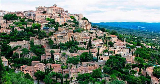 Provence'ın dört güzel köyü