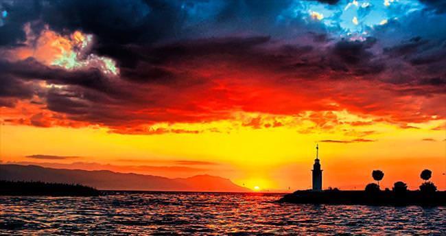 Suyun ve güneşin izinde İznik Gölü