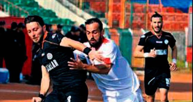 Şampiyonluğun kapısı Diyarbakır'da açıldı
