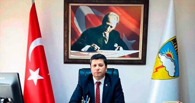 Müdür Aydın'dan Antalya'ya veda