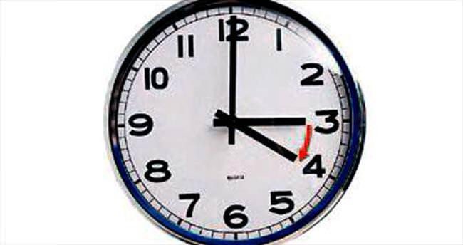 Saatlerinizi ileri almayı unutmadınız değil mi?