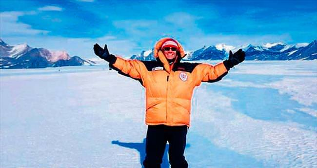 Kanseri yendi Everest'e çıktı