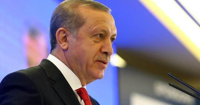 Cumhurbaşkanı Erdoğan'dan Dünya Tiyatro günü mesajı