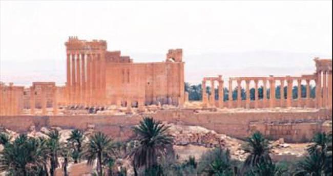 Palmira artık tamamen rejimin elinde