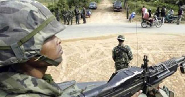 Tayland'da 2 askeri istihbarat memuru öldürüldü