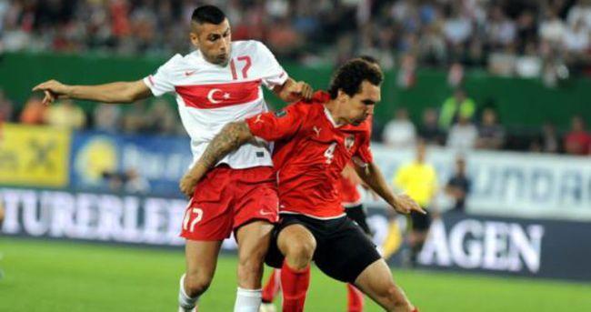 Türkiye, Avusturya'ya konuk oluyor