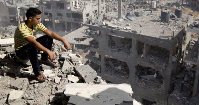 Gazze için tek umut Türkiye...
